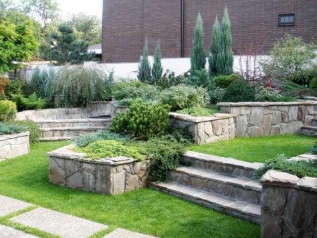 Сад будут настоящим украшением